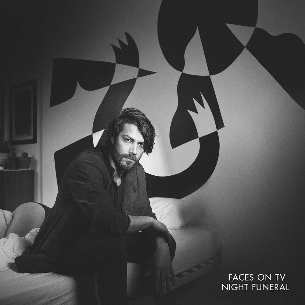 Image of FACES ON TV – NIGHT FUNERAL (LP)