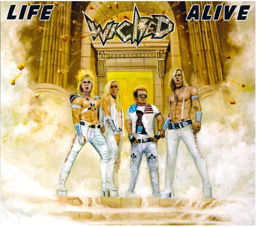 Image of WICKED Life Alive Album
