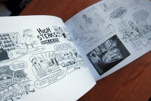 Image of Scene & Heard Vol 1 : Illustrated Snapshots Of Modern Life