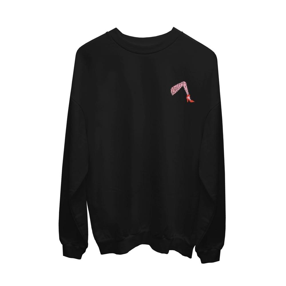 Image of Leg Sweatshirt ++colours