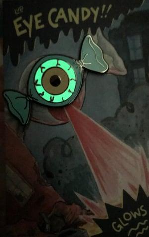 Eye Candy Pin!