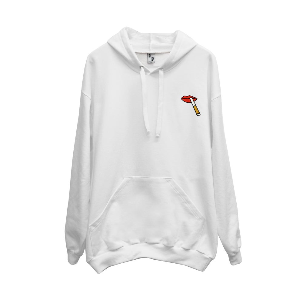 Image of Cigarette hoodie ++colours