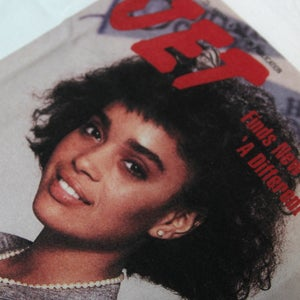 Image of 1987 Jet Magazine Lisa Bonet Cover Unisex T-Shirt
