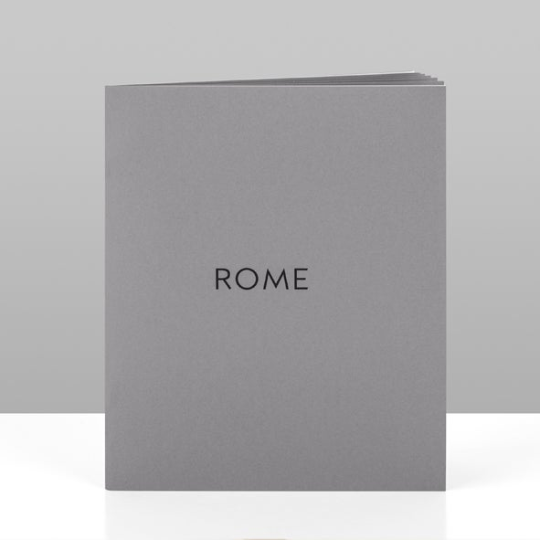 Image of ROME (zine)