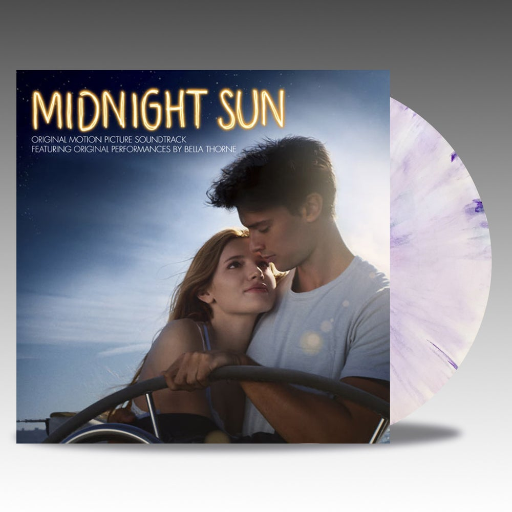 Image of Midnight Sun (Original Motion Picture Soundtrack) 'Sunset Sea Mist Vinyl'- Bella Thorne/Various