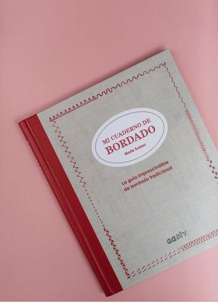 Image of Mi cuaderno de bordado