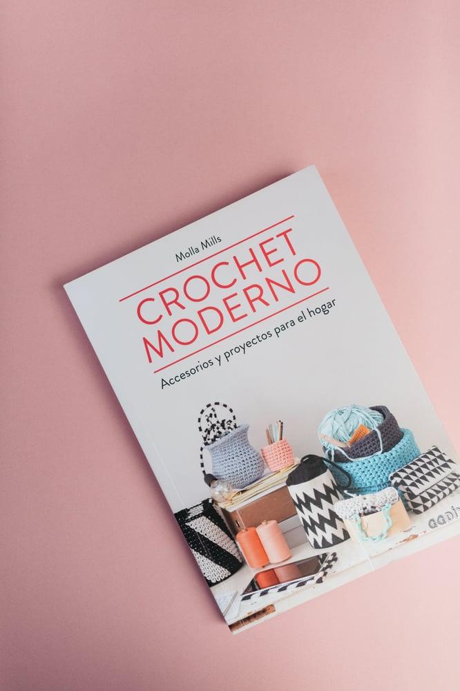 Image of Crochet moderno de Molla Mills
