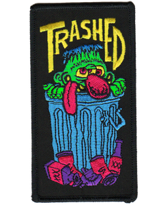 Image of Trashed Patch!