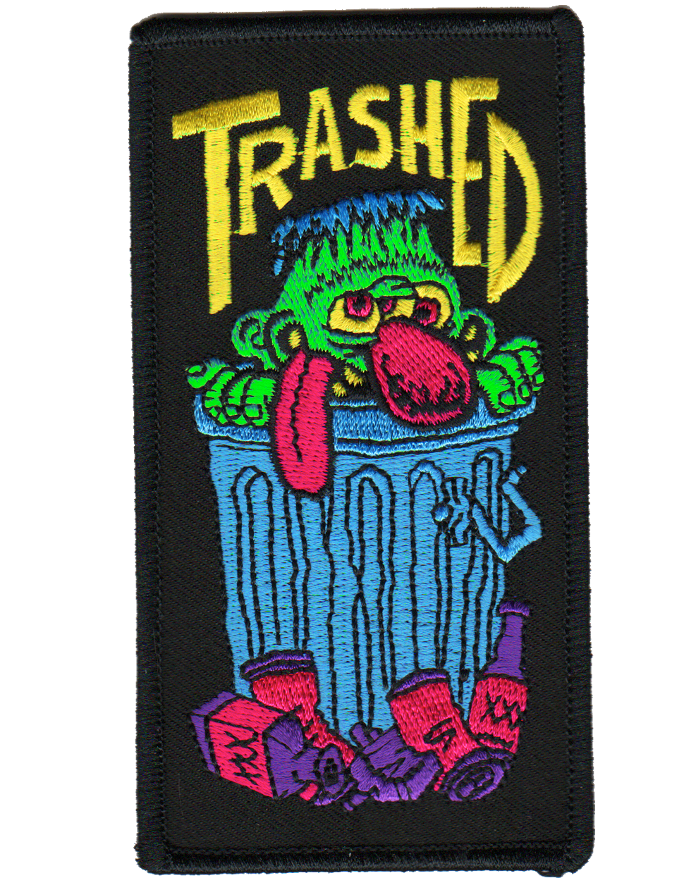 Trashed Patch!
