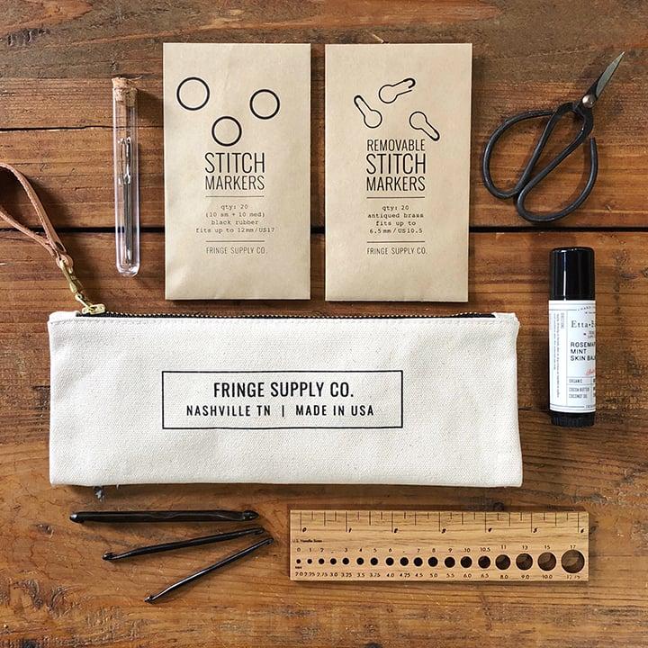 Image of Fringe Supply Co Knitter's Tool Kit