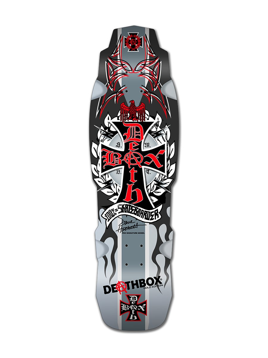 Image of DEATHBOX HACKETT ROCKETT DECK