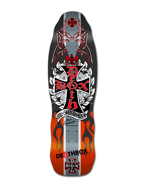 Image of DEATHBOX HACKETT ROCKETT SII DECK
