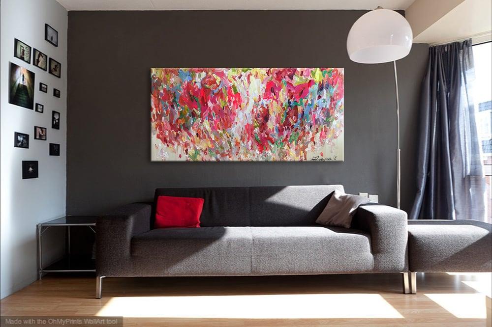 Image of 'Via cor' - 152x76cm