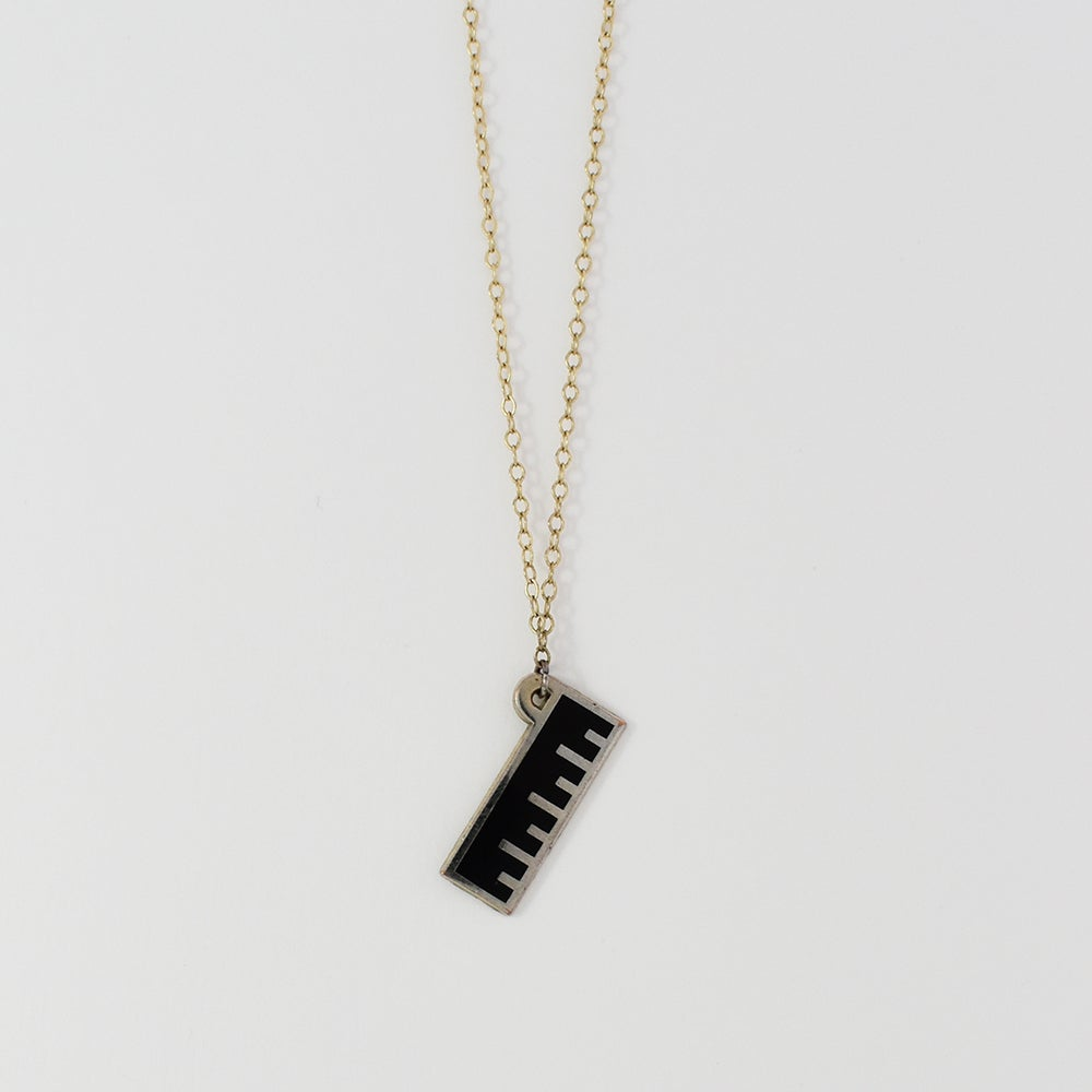 Image of Ruler Necklace