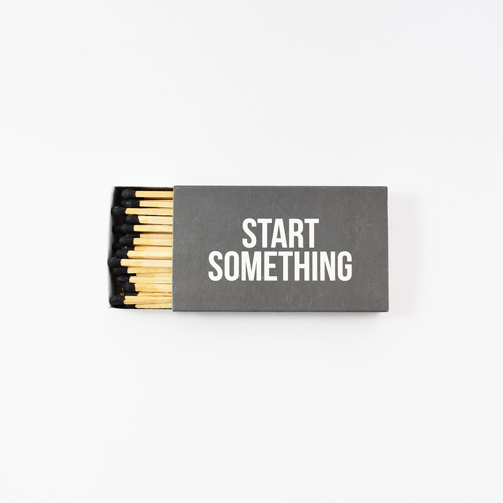 Image of Start Something Matches