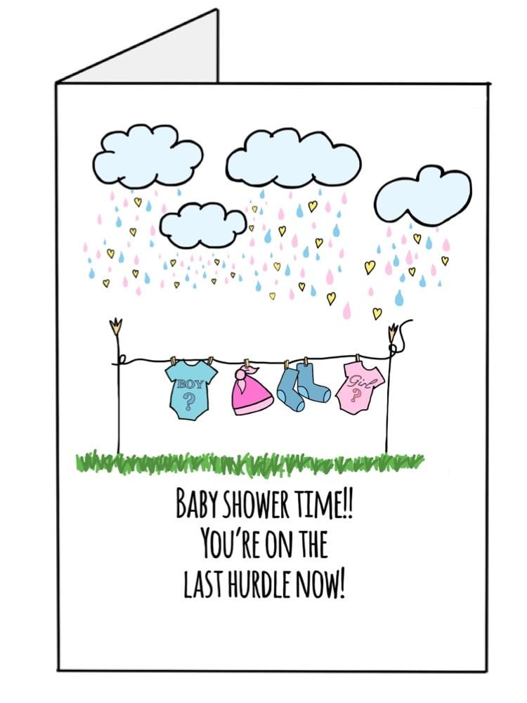 Image of Baby Shower - Last Hurdle
