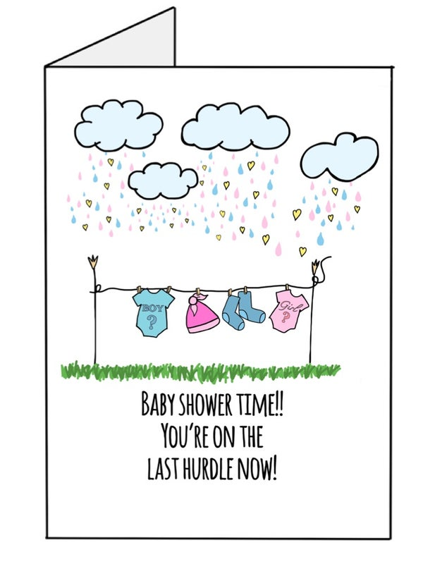 Image of Baby Shower - Last Hurdle