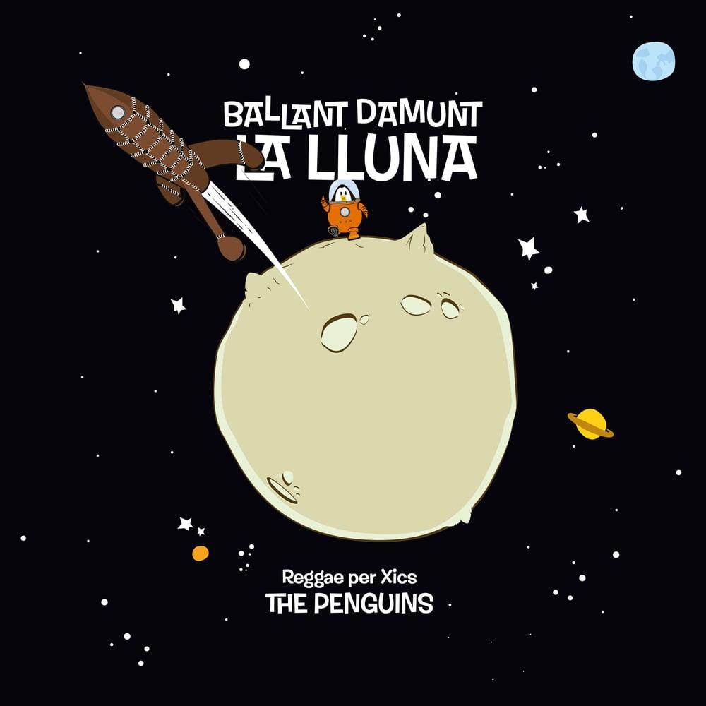 """The Penguins """"Reggae per Xics - Ballant damunt la lluna"""" CD"""