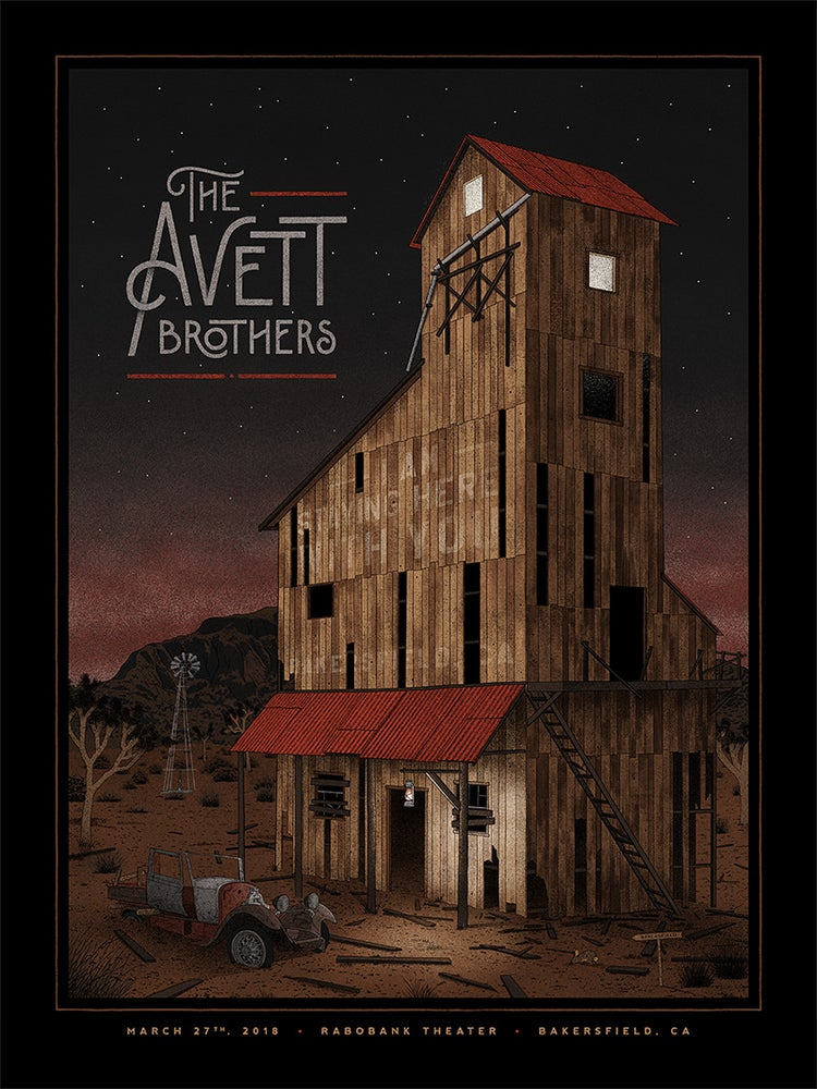 Image of The Avett Brothers - Bakersfield, CA