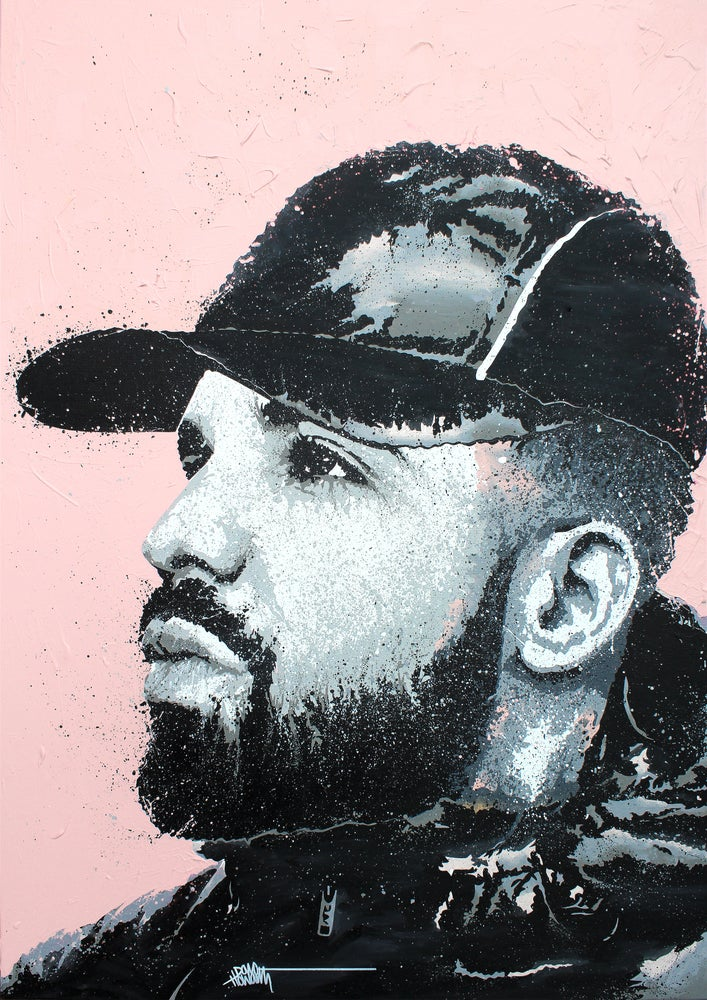 Image of Drake (Limited Edition Print)