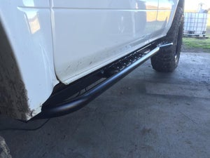 Image of GX470 Weld on sliders