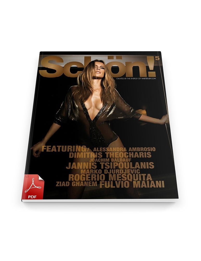 Image of Schön! 5 Alessandra Ambrosio / eBook download
