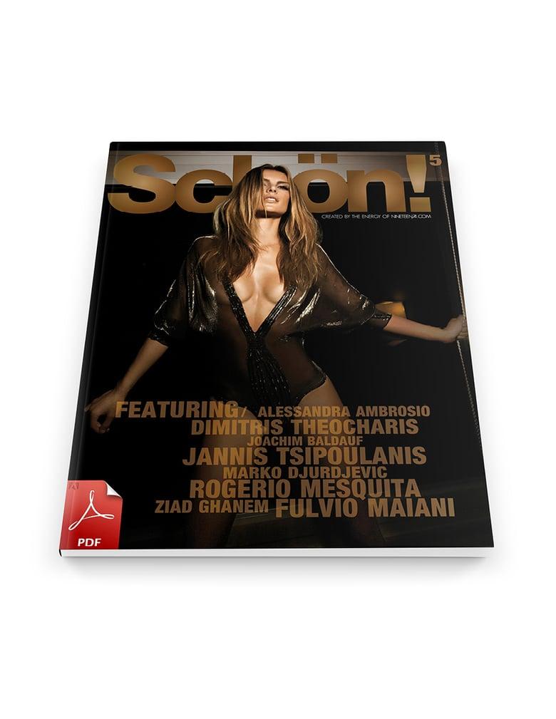 Image of Schön! 5 Alessandra Ambrosio / eBook download