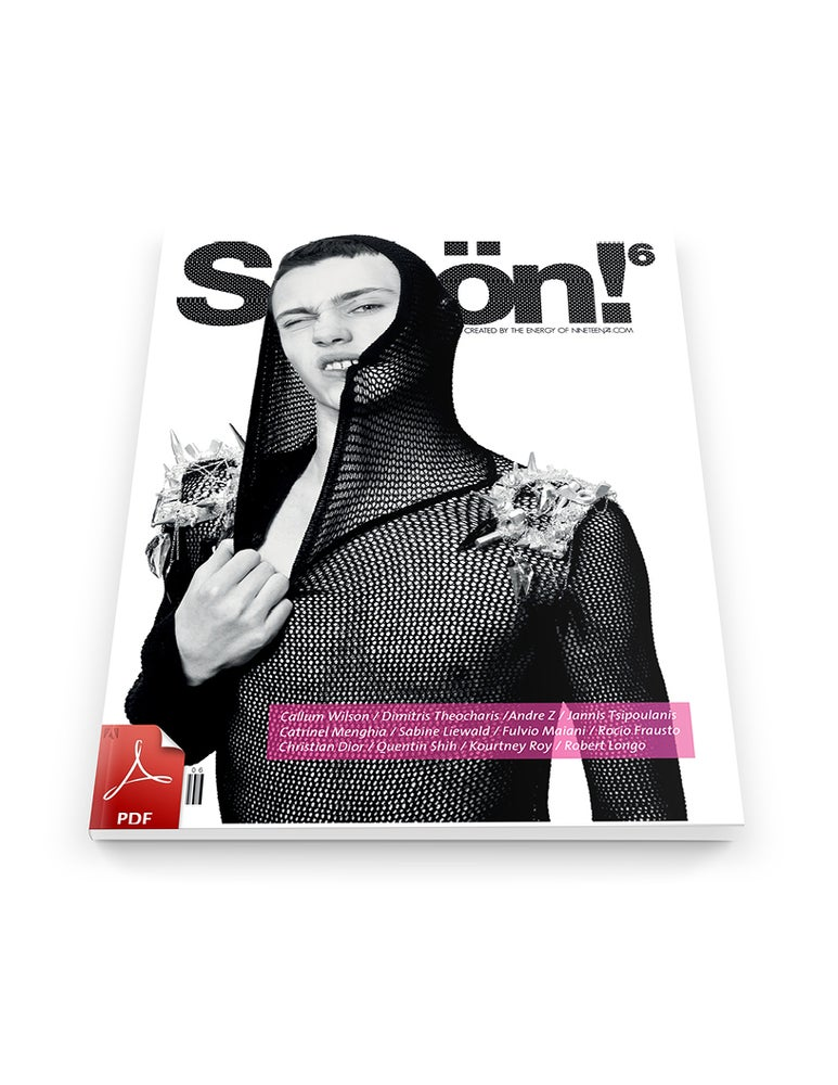 Image of Schön! 6 Callum Wilson / eBook download