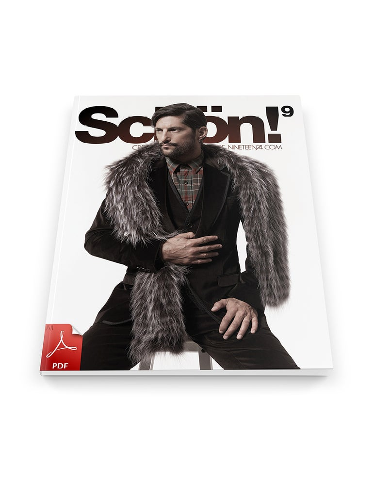 Image of Schön! 9 Tony Ward / eBook download