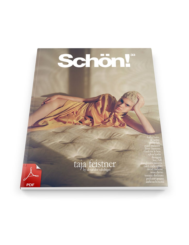 Image of Schön! 33 | Taja Feistner by Alexander Saladrigas | eBook download