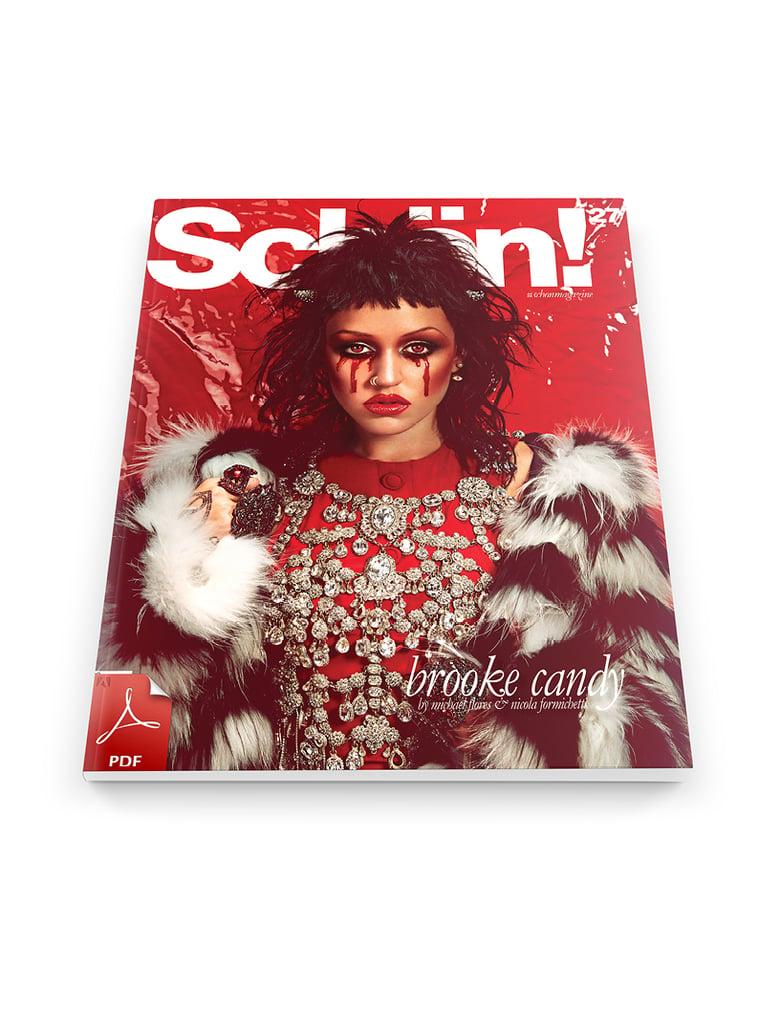 Image of Schön! 27 | Brooke Candy / eBook Download