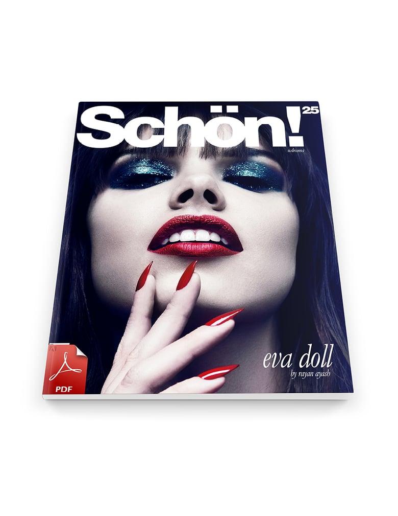 Image of Schön! 25 | Eva Doll #Drama / eBook download