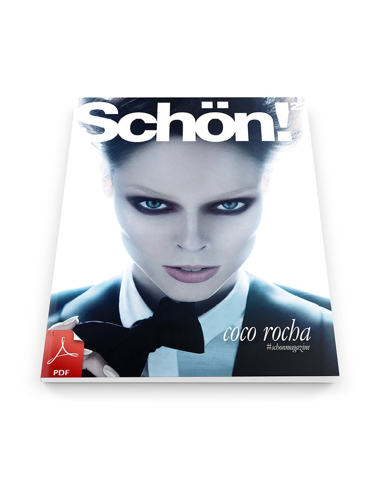 Image of Schön! 22 | Coco Rocha / eBook download