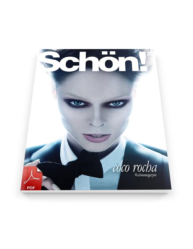 Image of Schön! 22 | Coco Rocha / eBook download