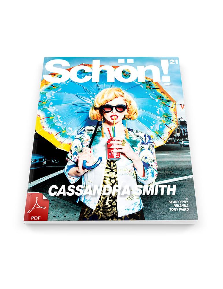 Image of Schön! 21 #HOT Cassandra Smith / eBook download