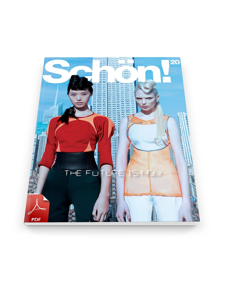 Image of Schön! 20 #The Future is Now / eBook download