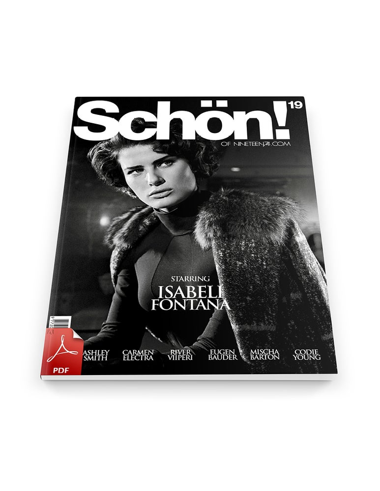 Image of Schön! 19 Isabeli Fontana / eBook download