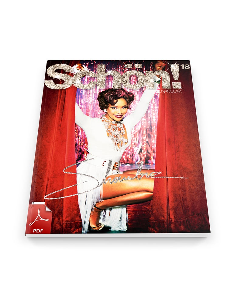 Image of Schön! 18 Naomi Campbell by Ellen Von Unwerth / eBook download