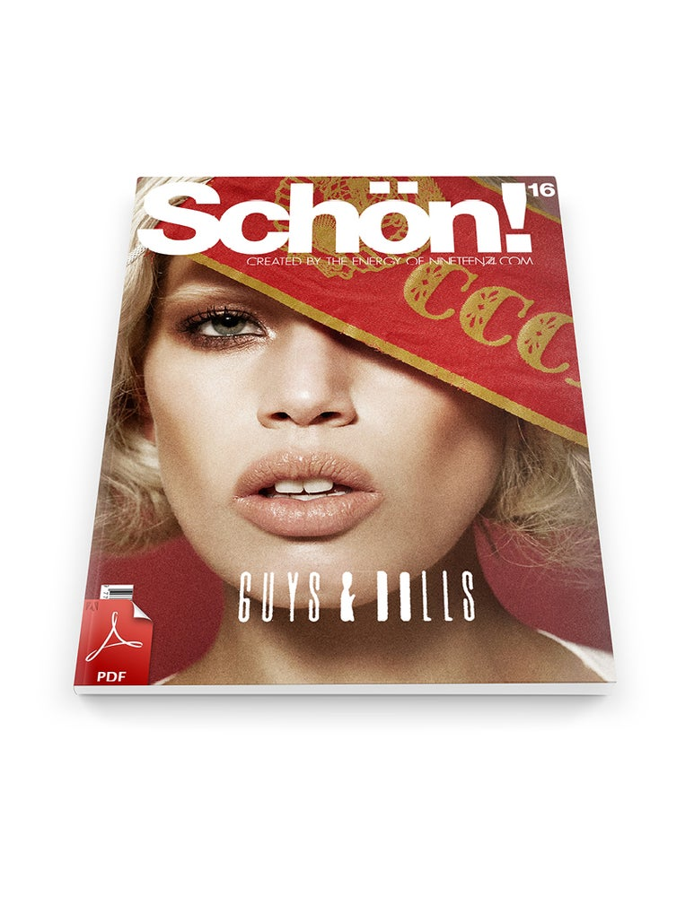 Image of Schön! 16 Kat Cordts / eBook download