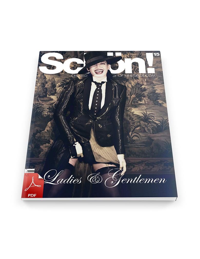 Image of Schön! 15 Daisy Lowe / eBook download