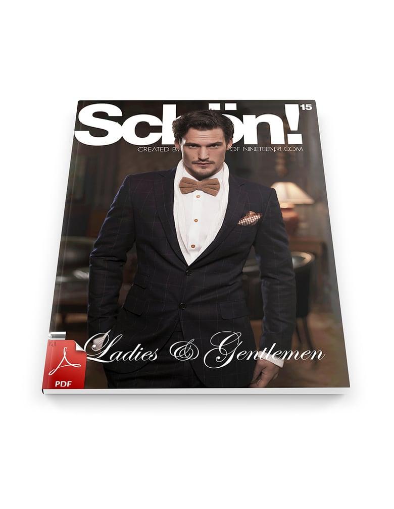 Image of Schön! 15 Sam Webb / eBook download