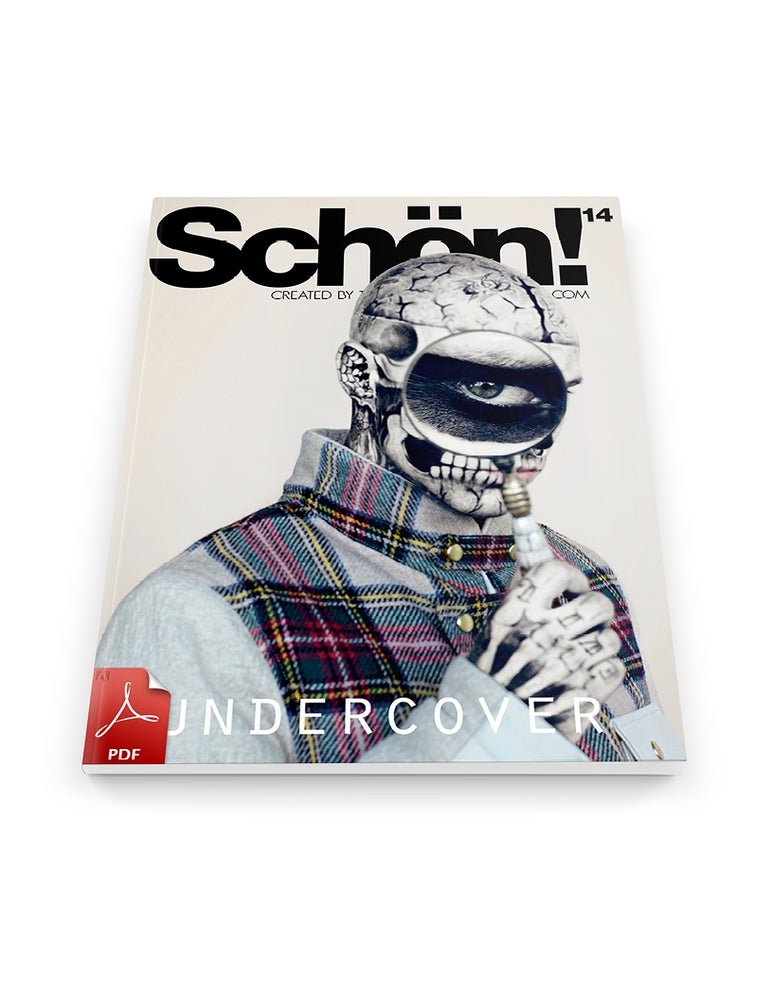 Image of Schön! 14 Rick Genest / eBook download