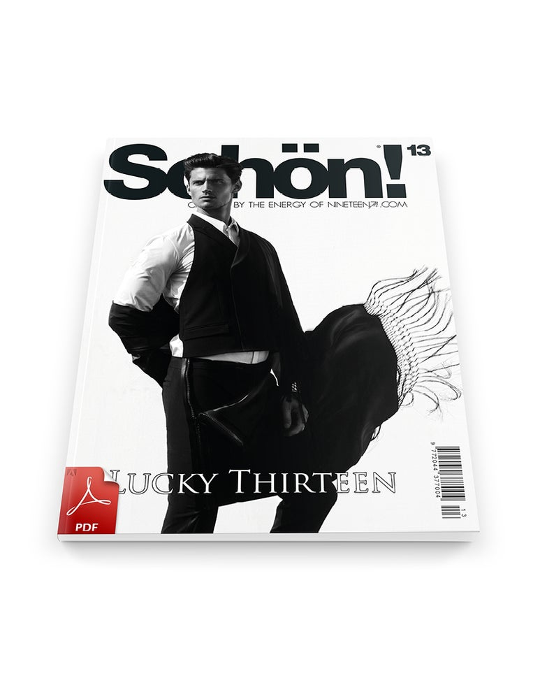 Image of Schön! 13 ♂ Garrett Neff / eBook download