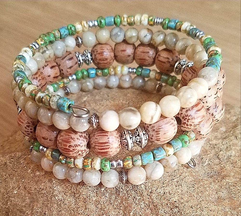 Image of Spring Vibes Wrap Bracelet