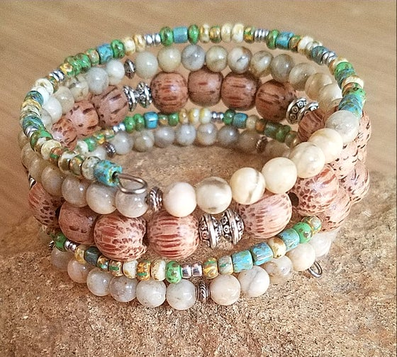 Image of Spring Vibes Wrap Bracelet
