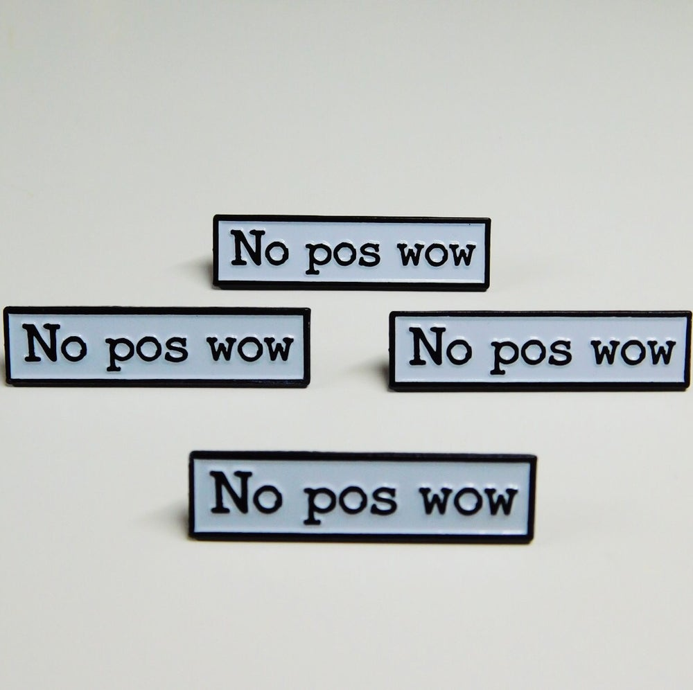 Image of No Pos Wow
