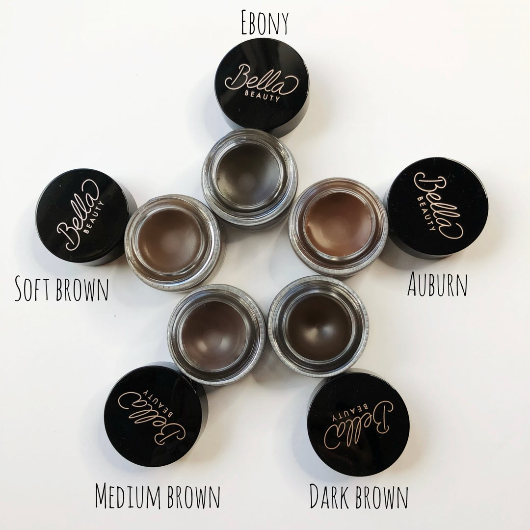 Image of Bella Beauty Eyebrow Pomade