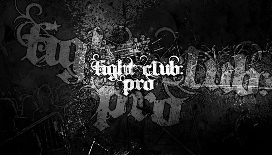 Image of FIGHT CLUB: PRO DVDS 2017