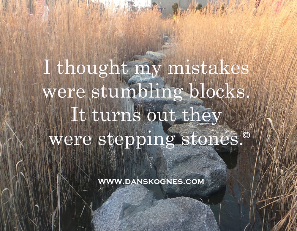 Image of Stepping Stones - Set of 10 Magnets