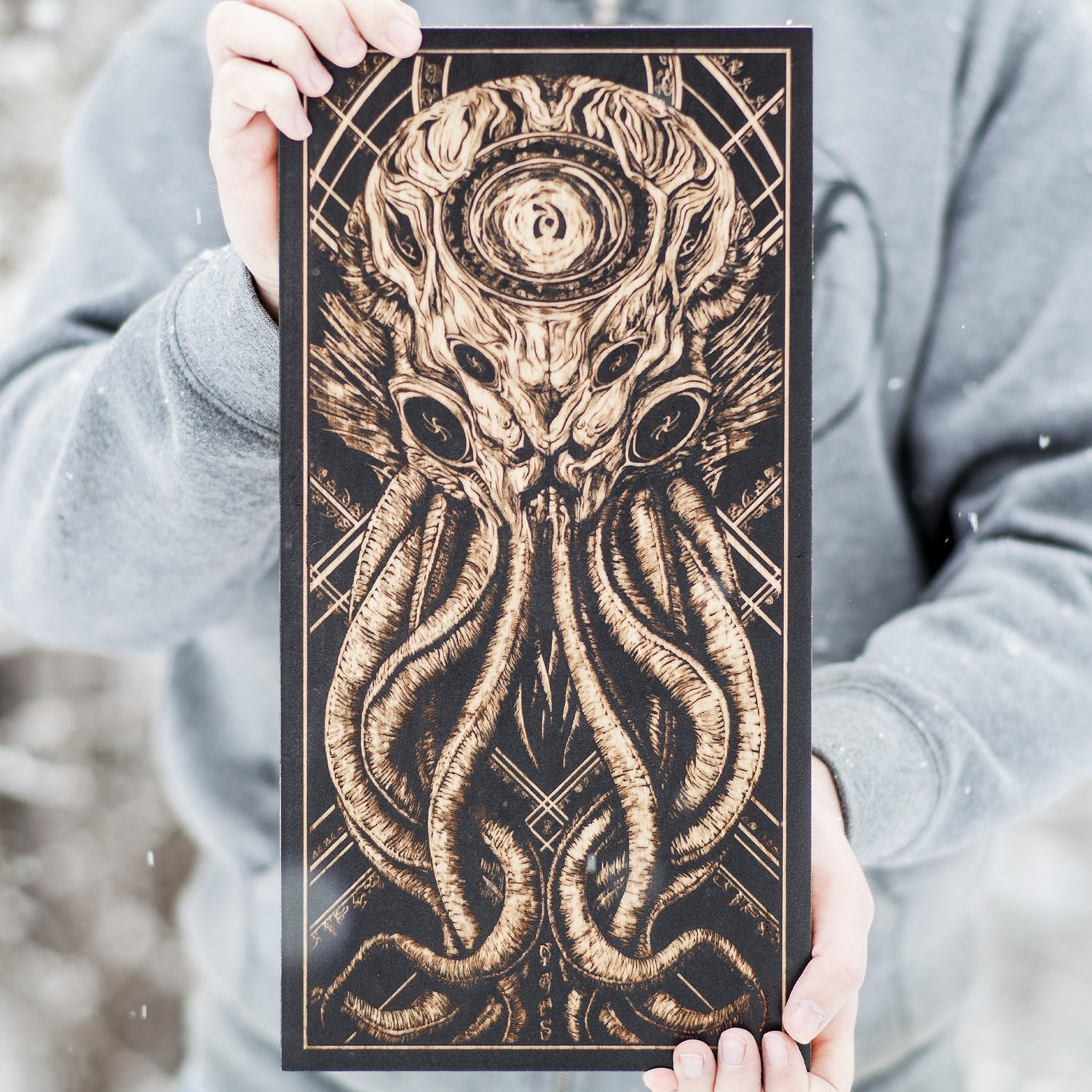 Image of Lord Cthulhu